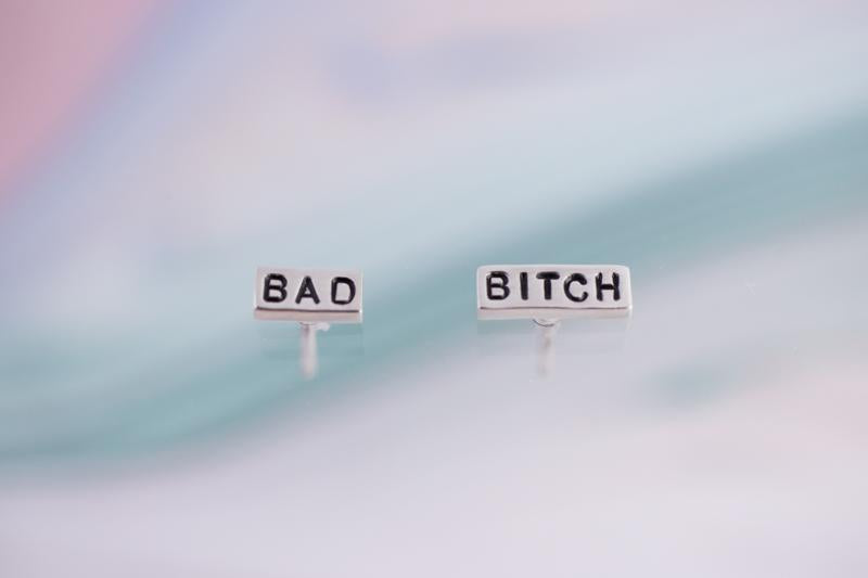 Bad Bitch Earrings