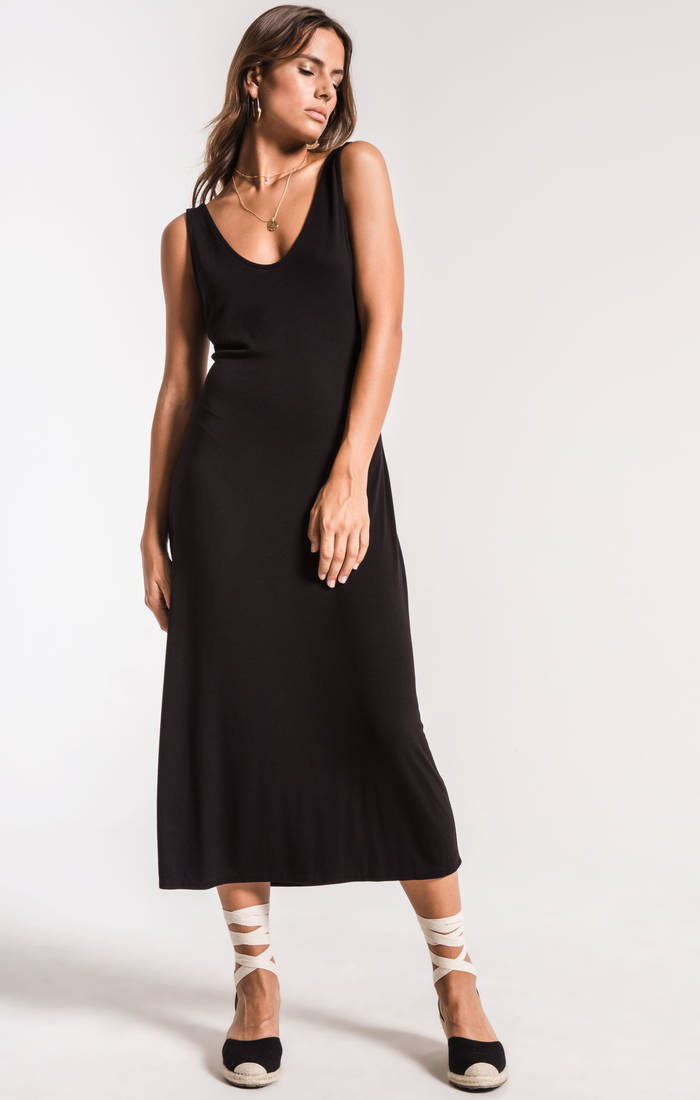 The Madeline Tie-Back Dress