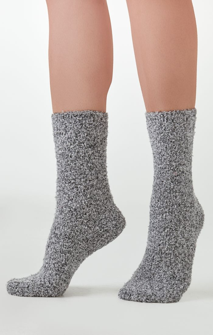 Plush Socks (2 Pack)