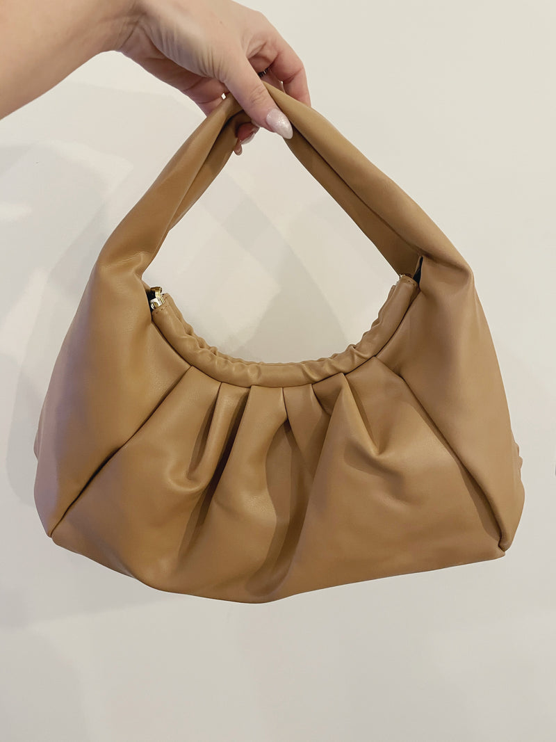 Adelie Shoulder Bag - Khaki