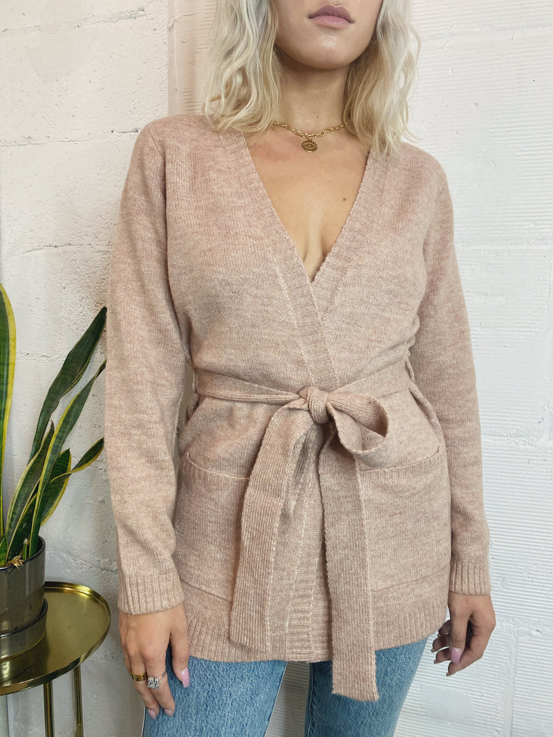 Montana Belted Cardi
