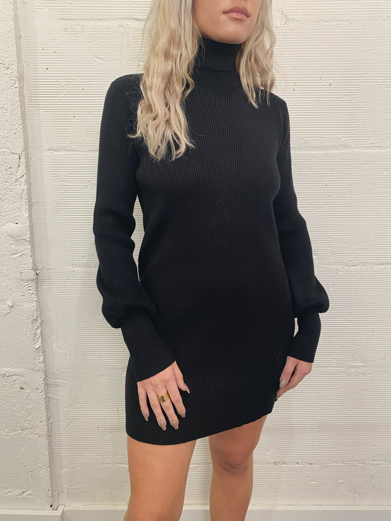 Cocktail Hour Sweater Dress