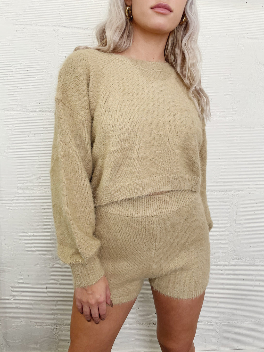 Buttercup Set Sweater