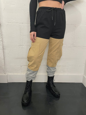 Not Phased Colorblock Joggers