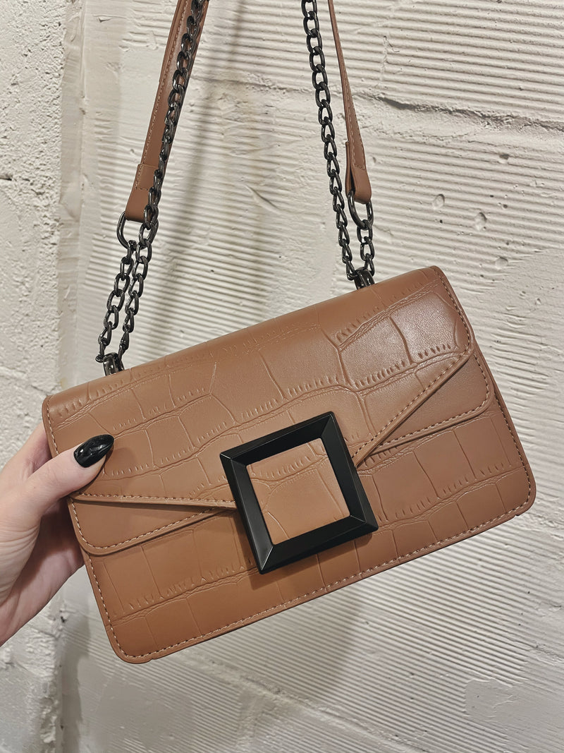 Chandler Bag - Cognac