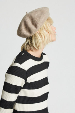 Audrey Beret - Heather Natural
