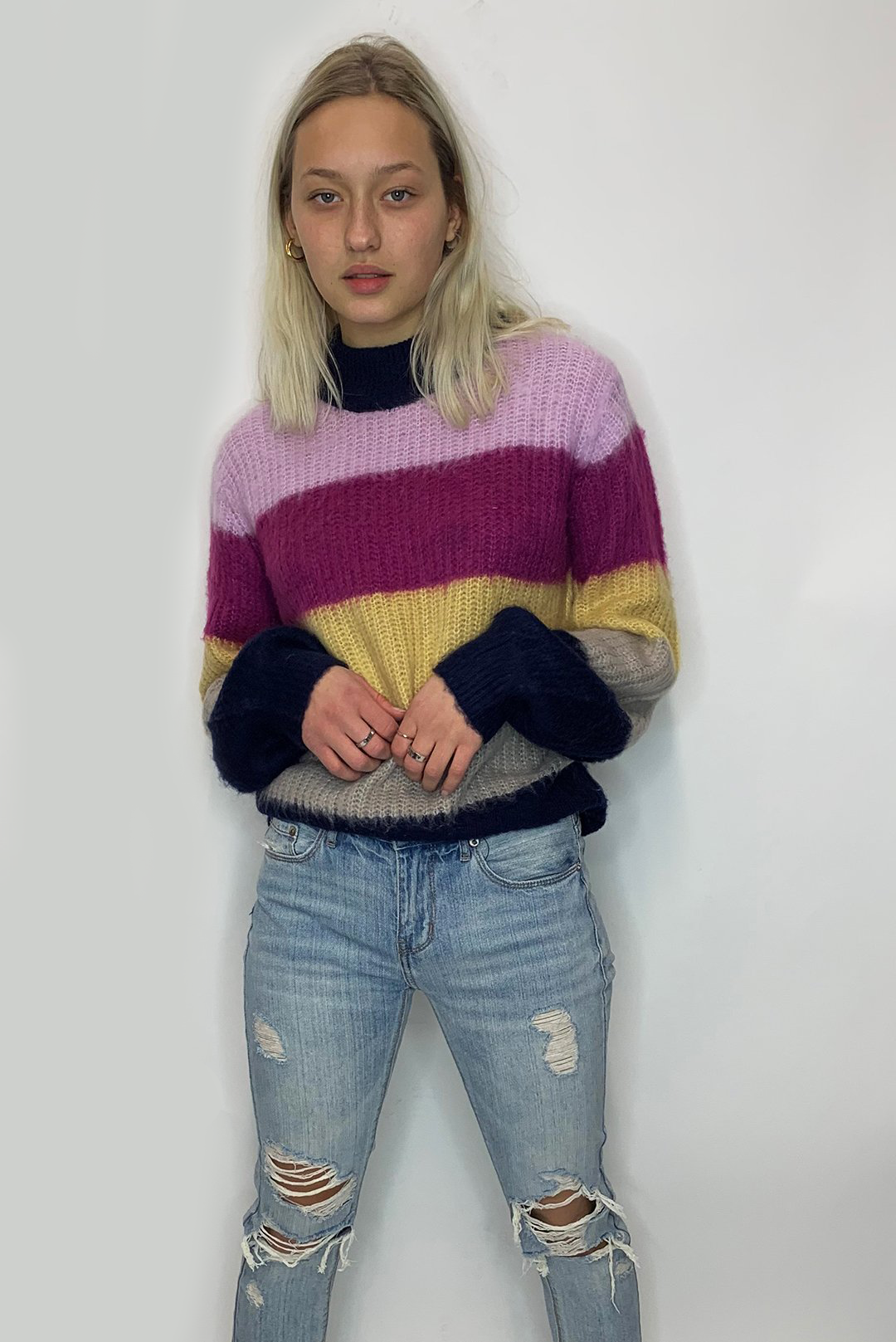 Blackberry Sweater
