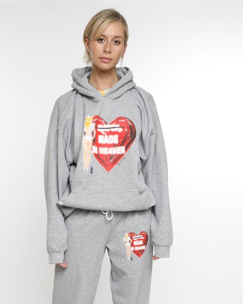 Boys Lie Match Made in Heaven Hoodie
