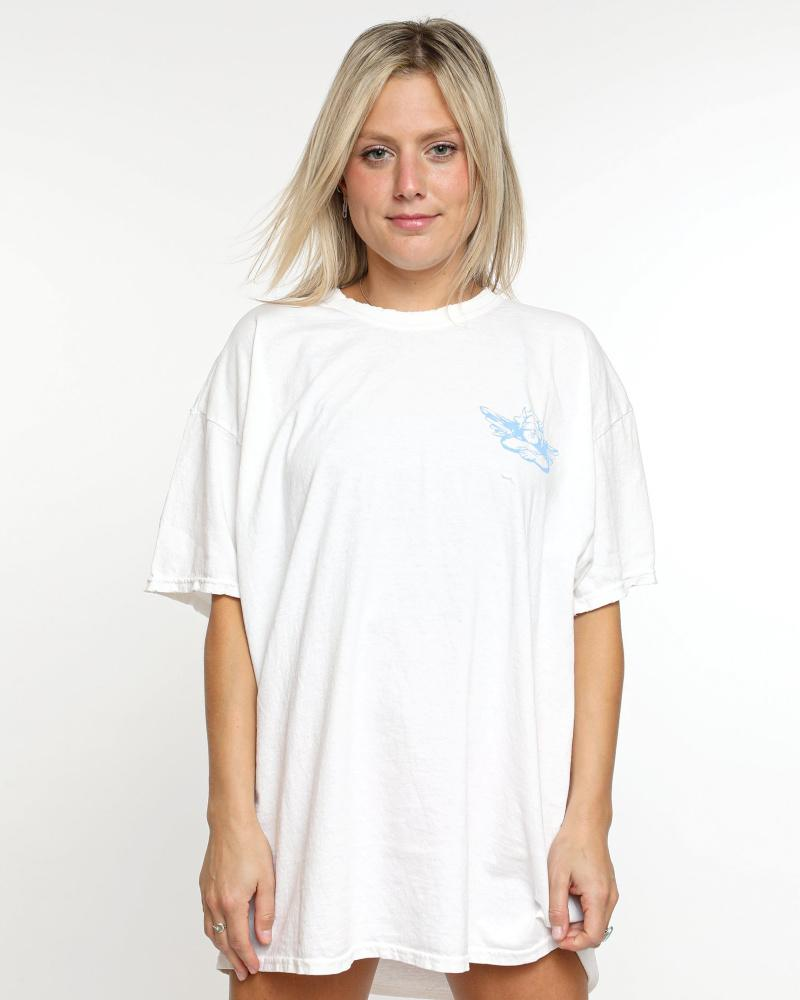 Boys Lie Match Made in Heaven Tee - White