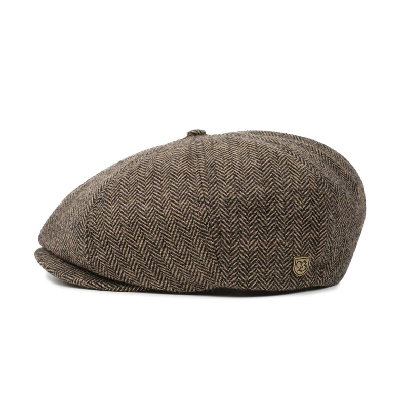 Brood Snap Cap - Brown/Khaki