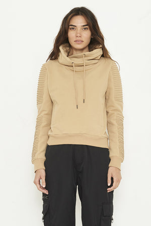 Adeline Sweatshirt - Tan