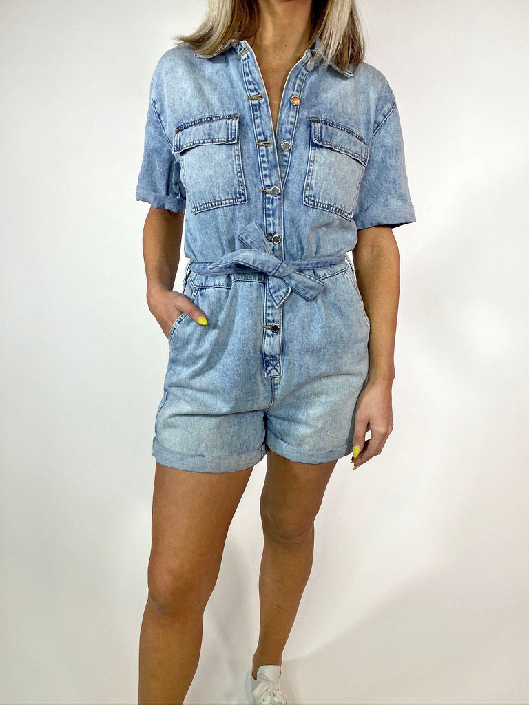 Carribean Shortall
