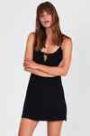 Contigo Dress Black