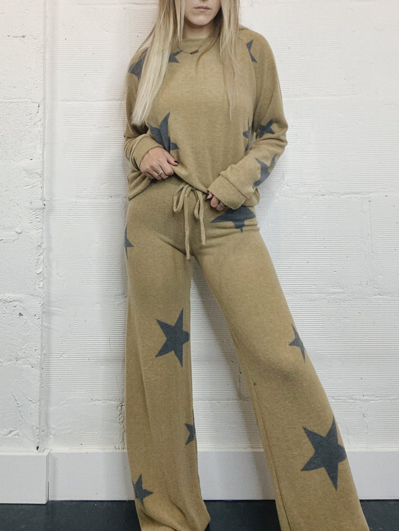 Counting Stars Pant