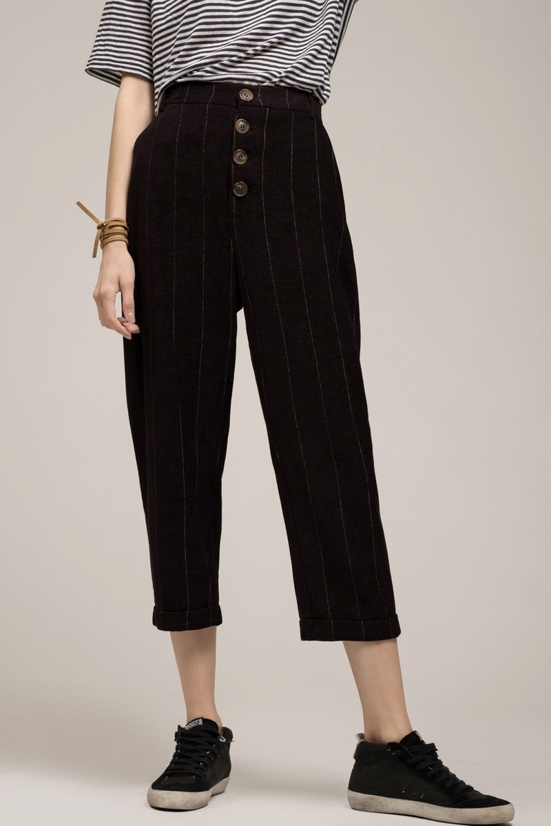 Moon River Cropped Trousers