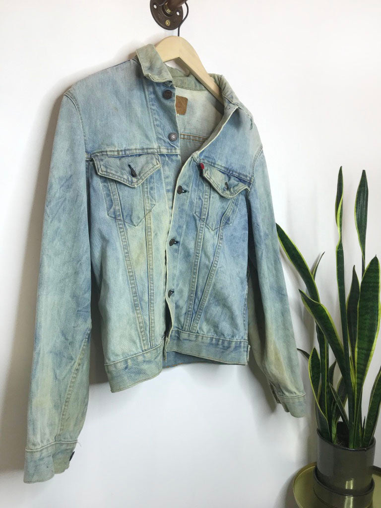 Vintage 70s Levi's Denim Jacket