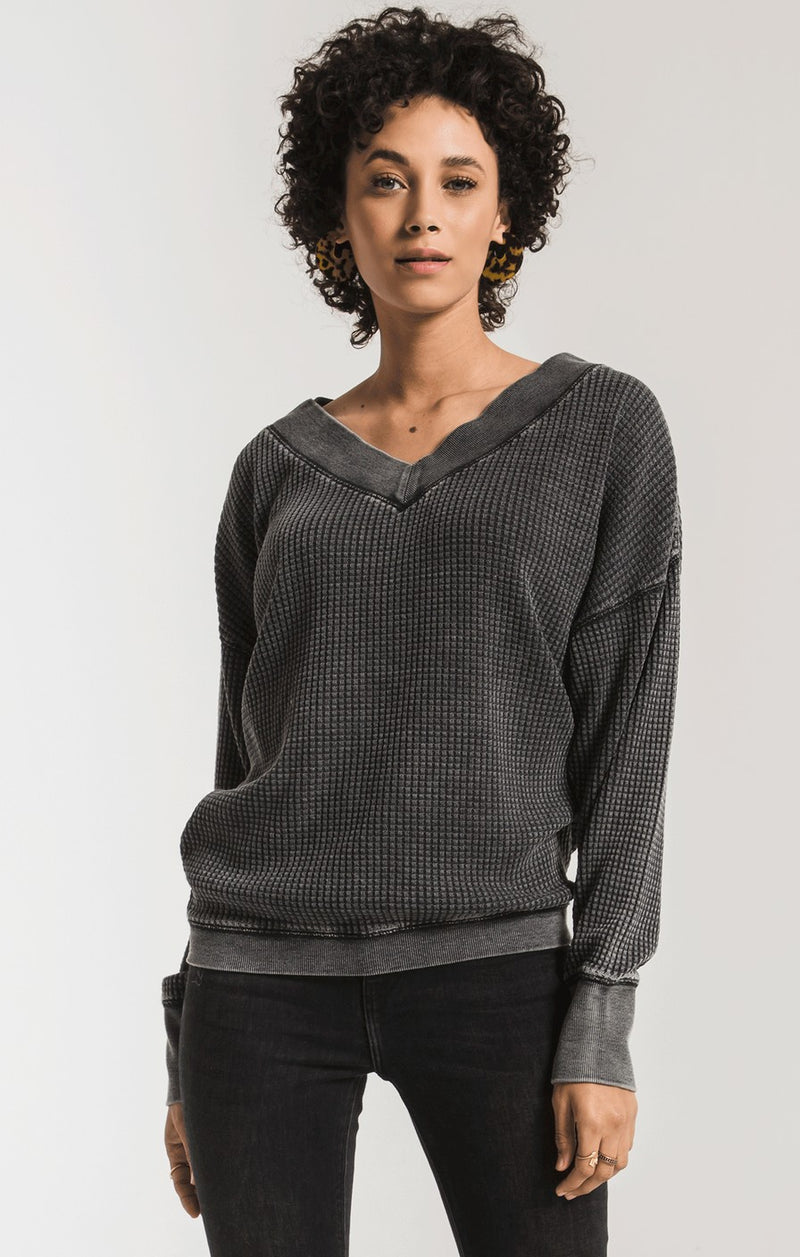 The Emilia Thermal Top