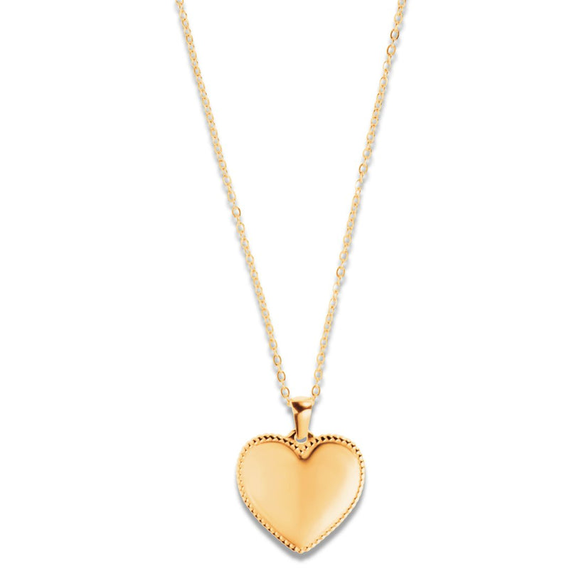 Ella Heart Necklace