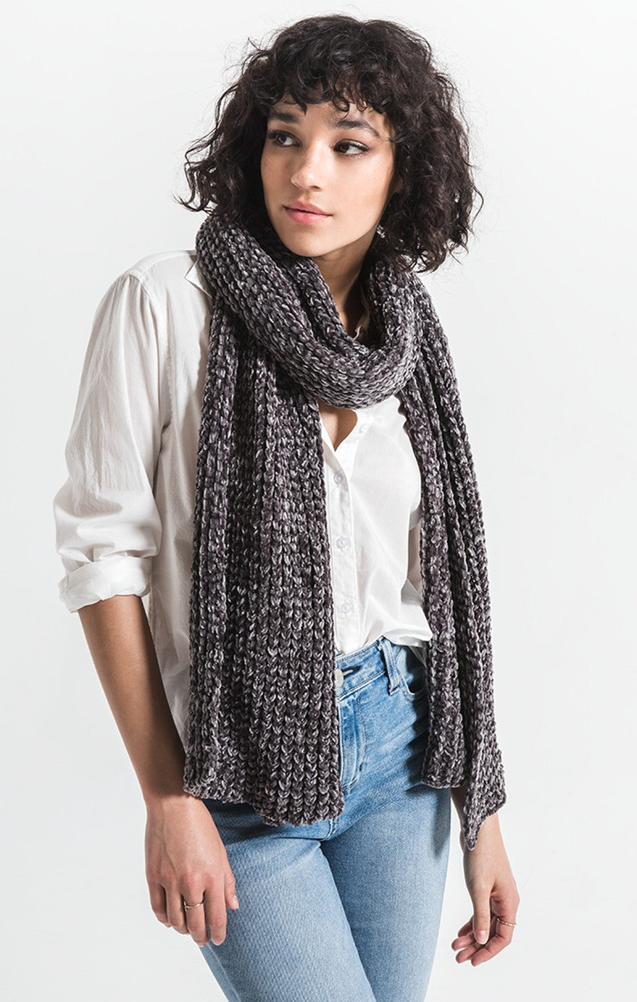 Jeanie Knitted Scarf