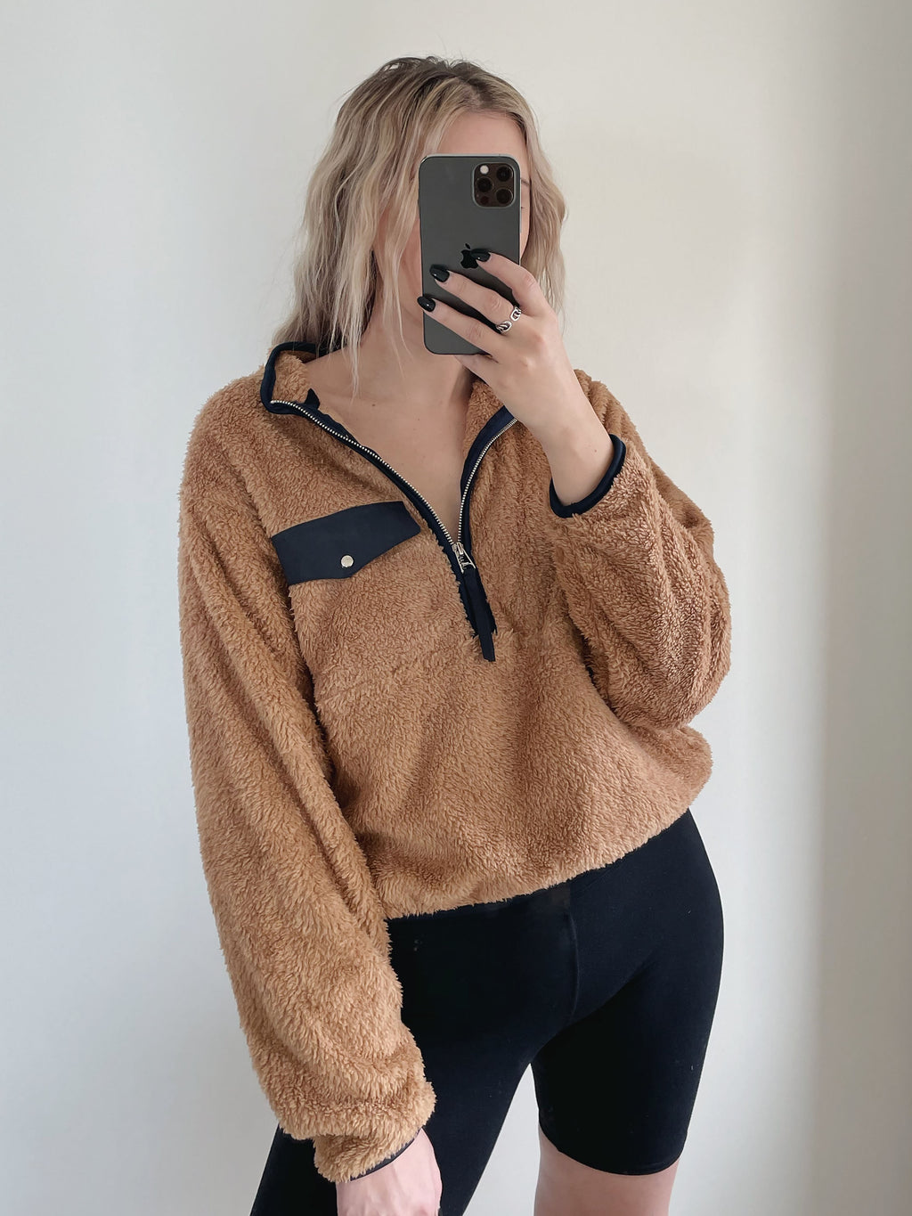 Fireside Fleece Pullover