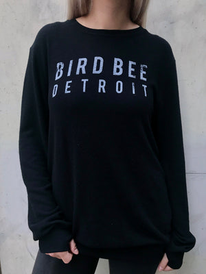 Bird Bee Detroit Pullover