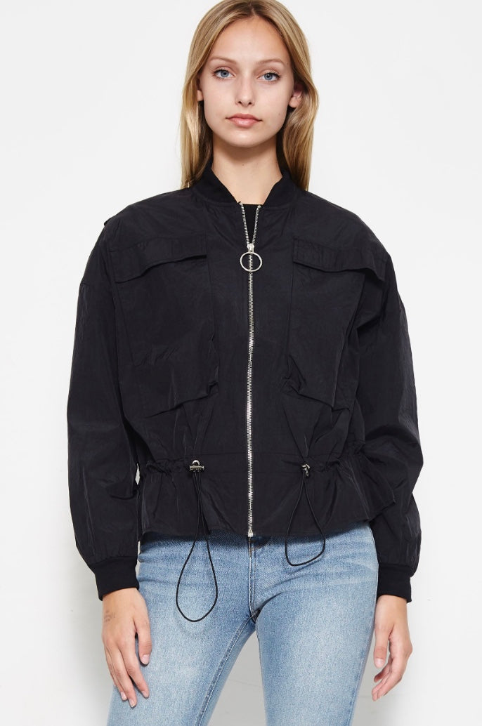 Try Me Bomber Jacket