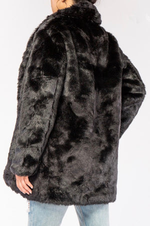 Desiree Faux Fur Coat