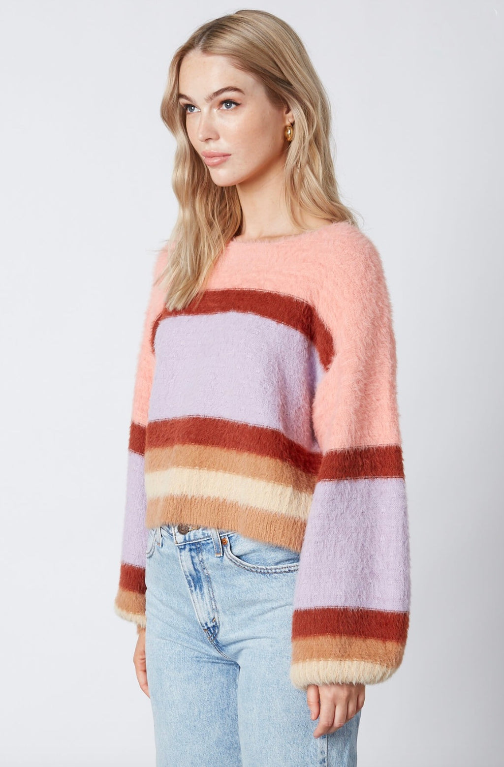 Get With It Sweater
