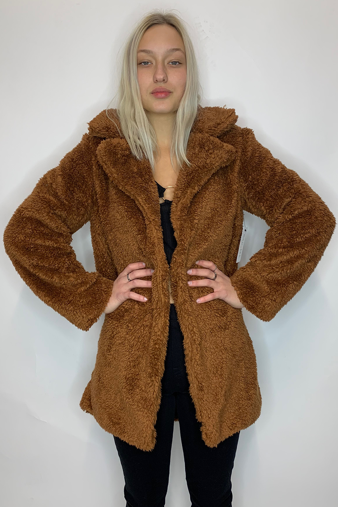 Goldie Teddy Coat