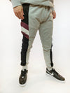 Men's Venom Jogger - Maroon/Grey