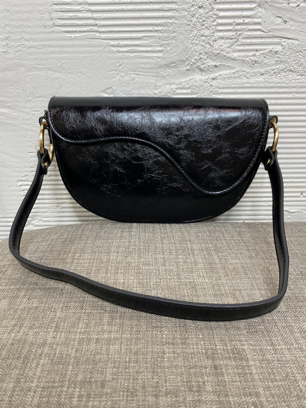 Jazz Shoulder Bag - Black
