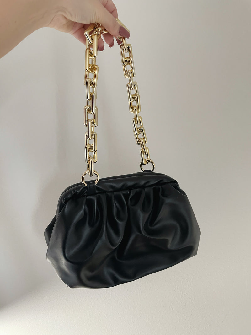 Mini Scarlett Bag - Black