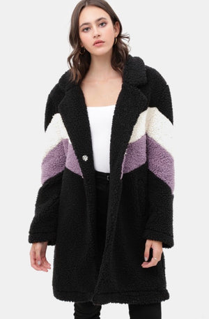 The Colorblock Sherpa