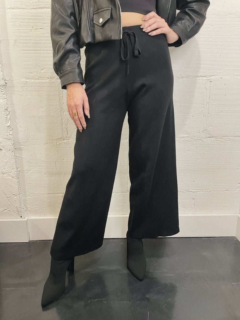 Knit Edit Wide Leg Pant
