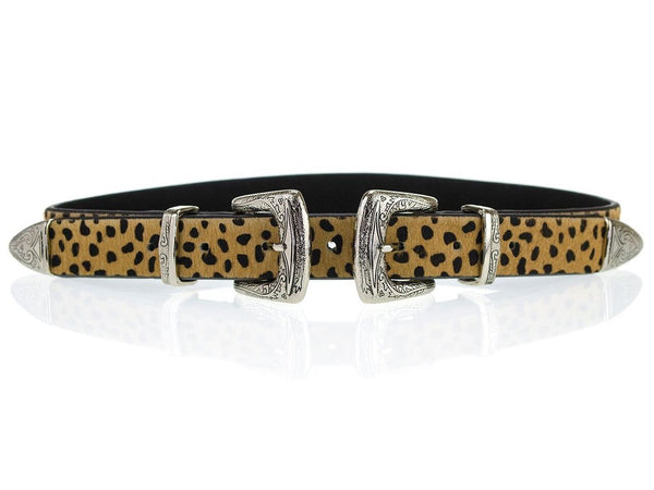 Lovestrength - Cheetah Libby Belt
