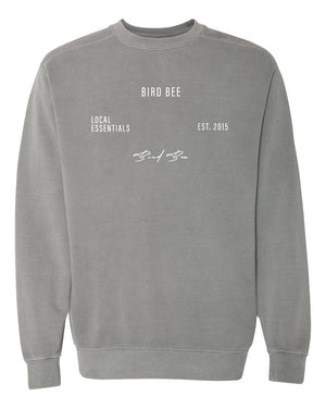 Local Essentials Crew - Grey