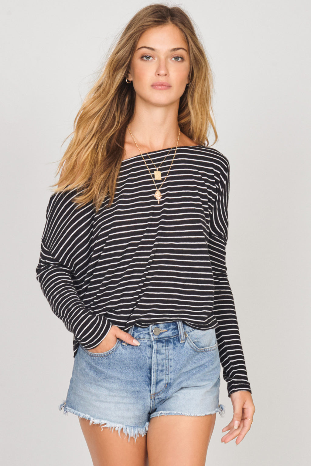 On the Verge Knit Top