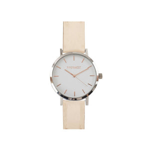 PIPERWEST - Mini Duo Minimalist Silver/Rose Gold/Bone