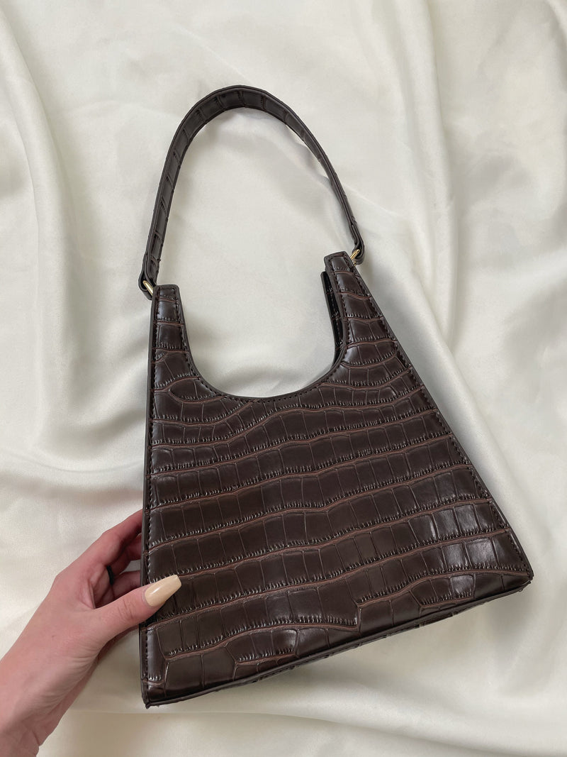 Quinn Bag - Brown