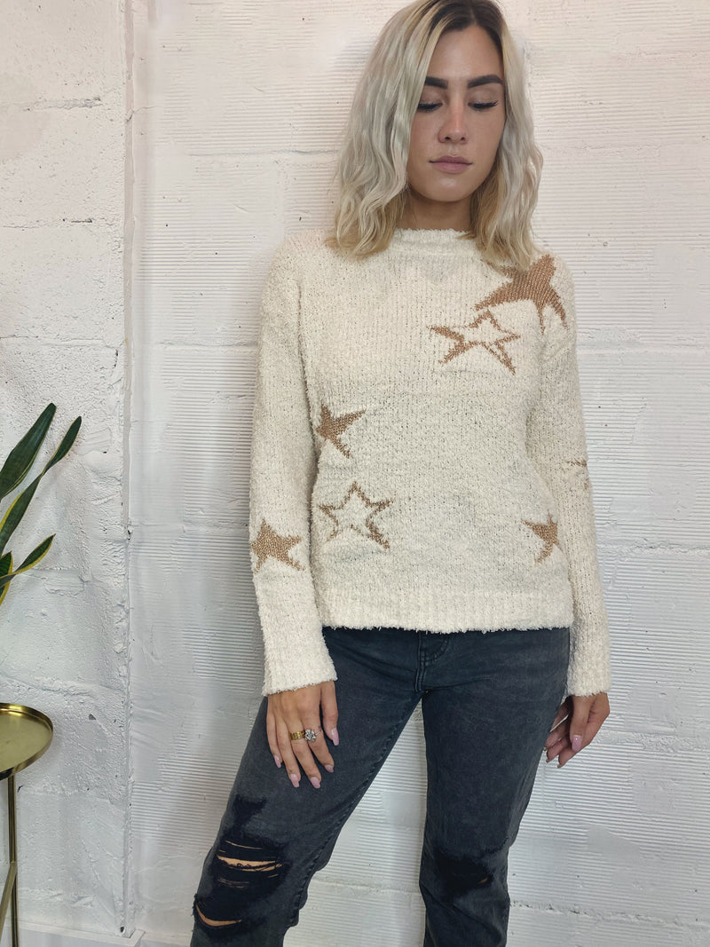 Falling Star Sweater