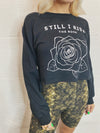 Still I Rise Cropped Crewneck