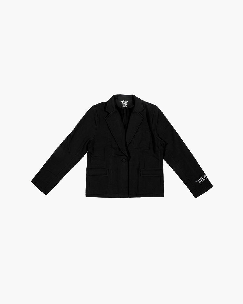 The Black Boys Lie Blazer