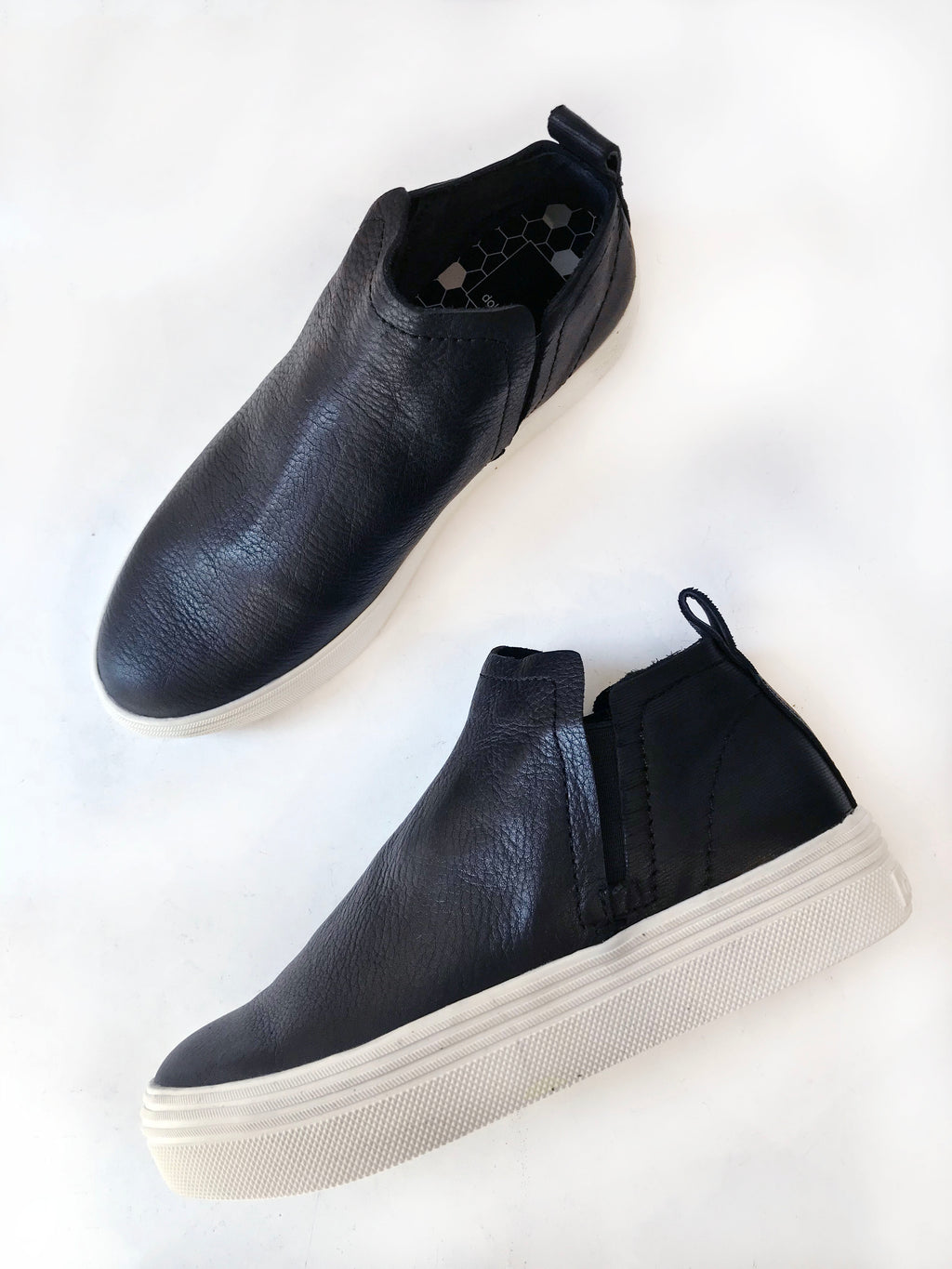 Tate Leather Sneakers