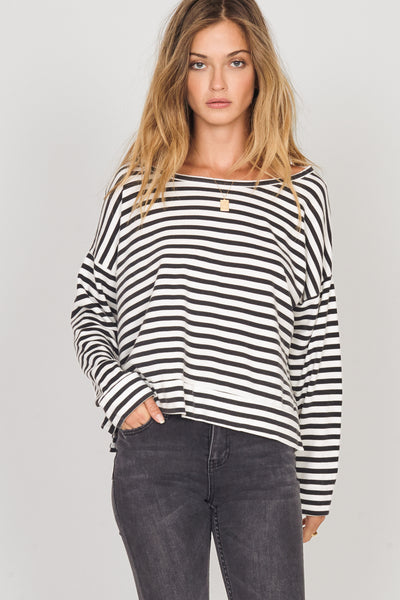 Thrill Seeker Fleece - Stripe