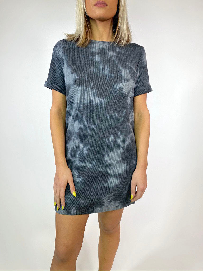 Cloud Wash Dress