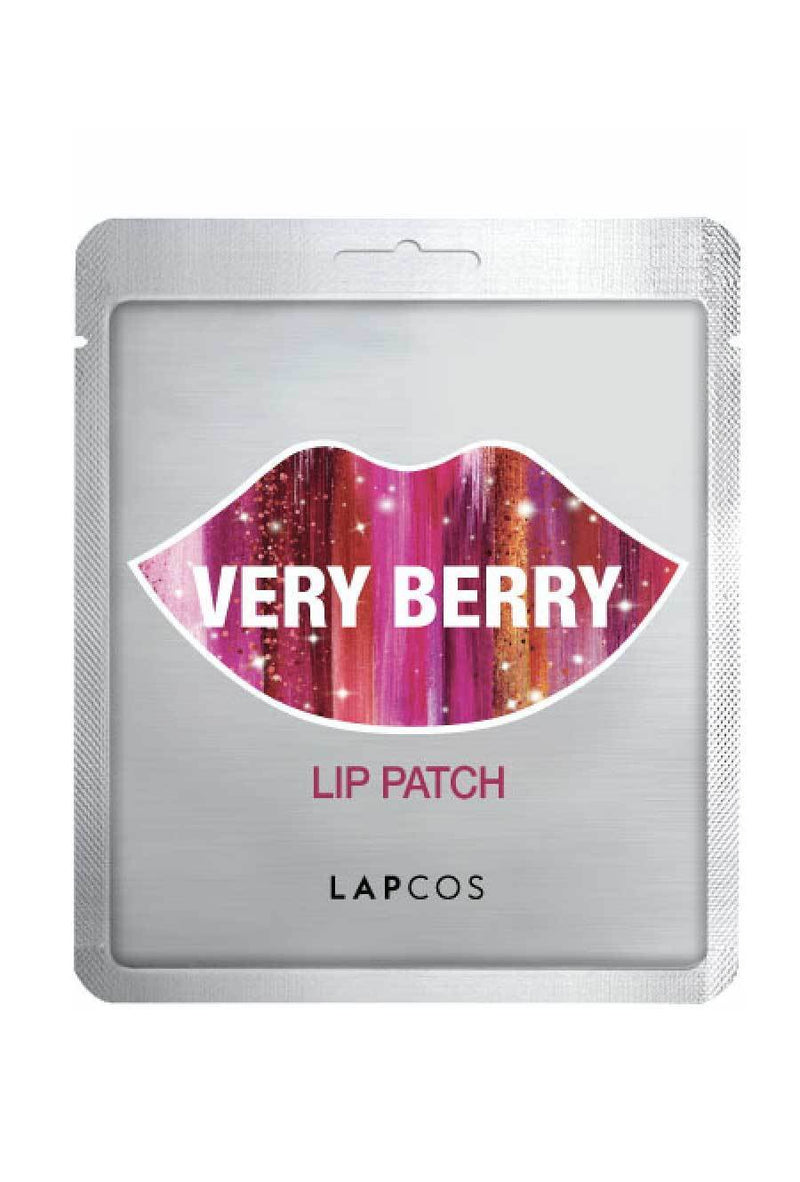 Very Berry Hydrogel Lip Mask