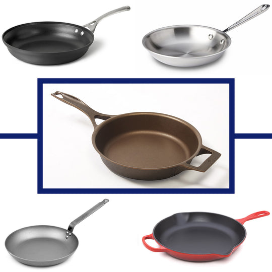 Pros and Cons of Different Types of Cookware