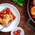 Shrimp and Cherry Tomato Fra Diavolo