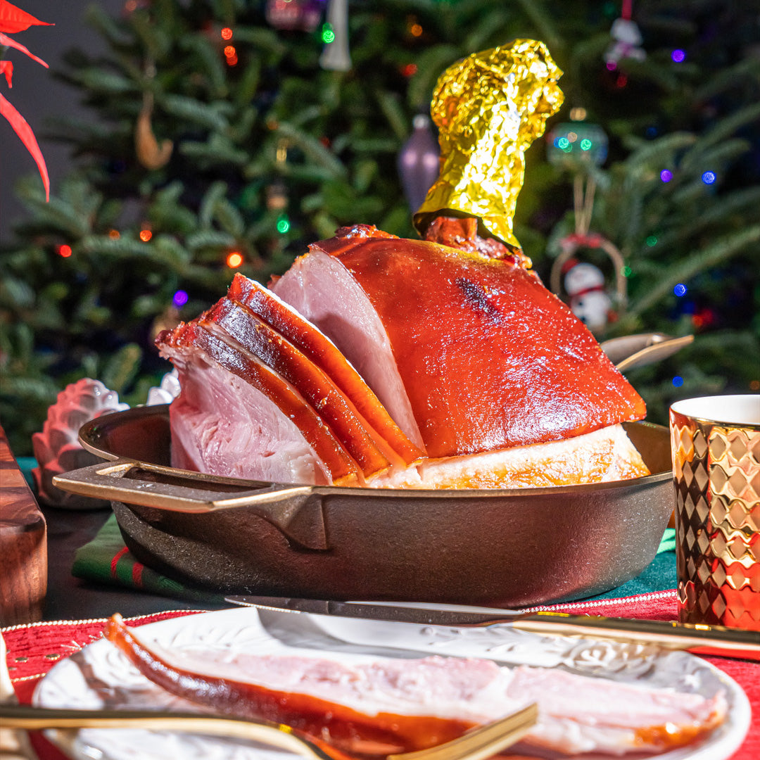 Honey Glazed Christmas Ham