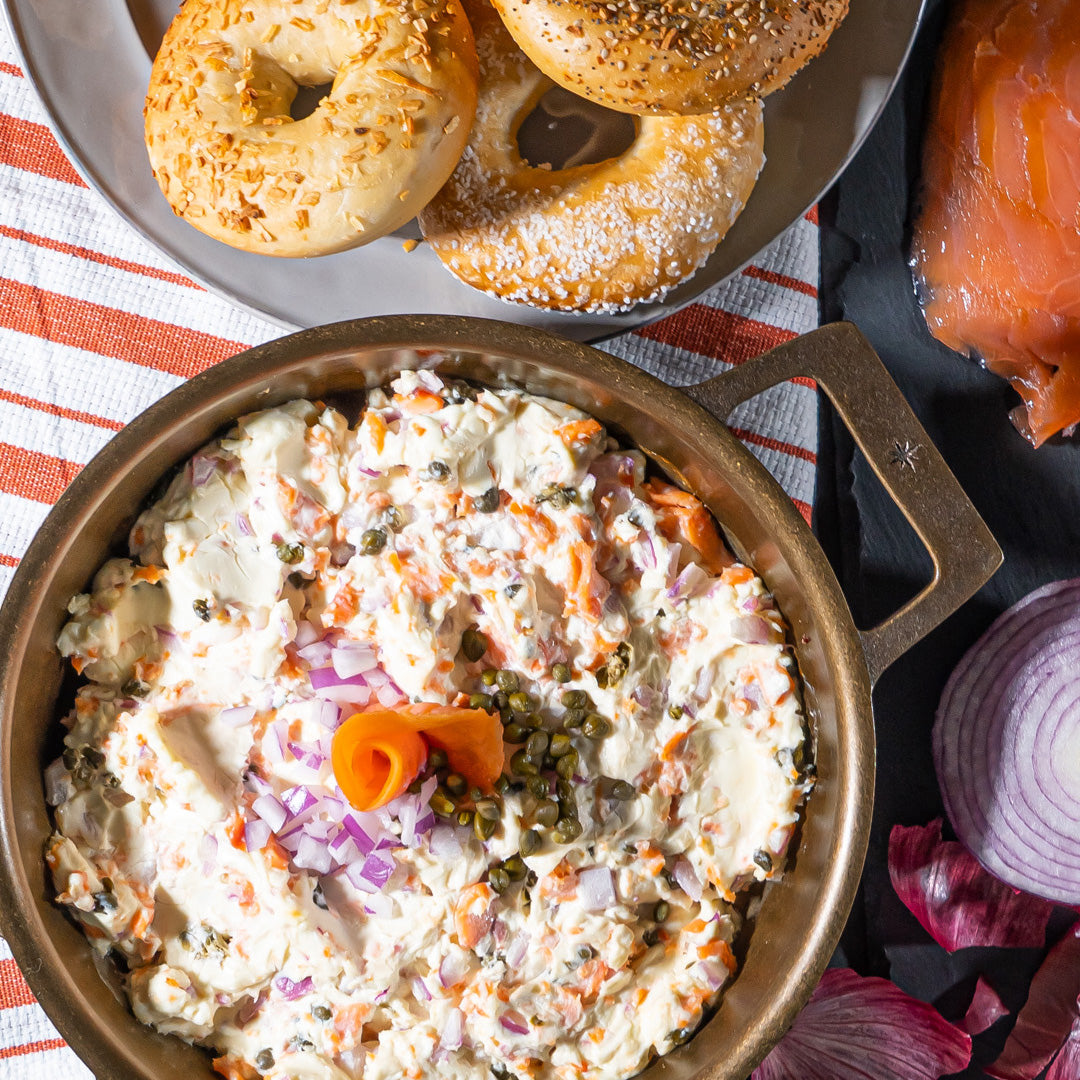 New York Deli Bagel Sandwich Dip